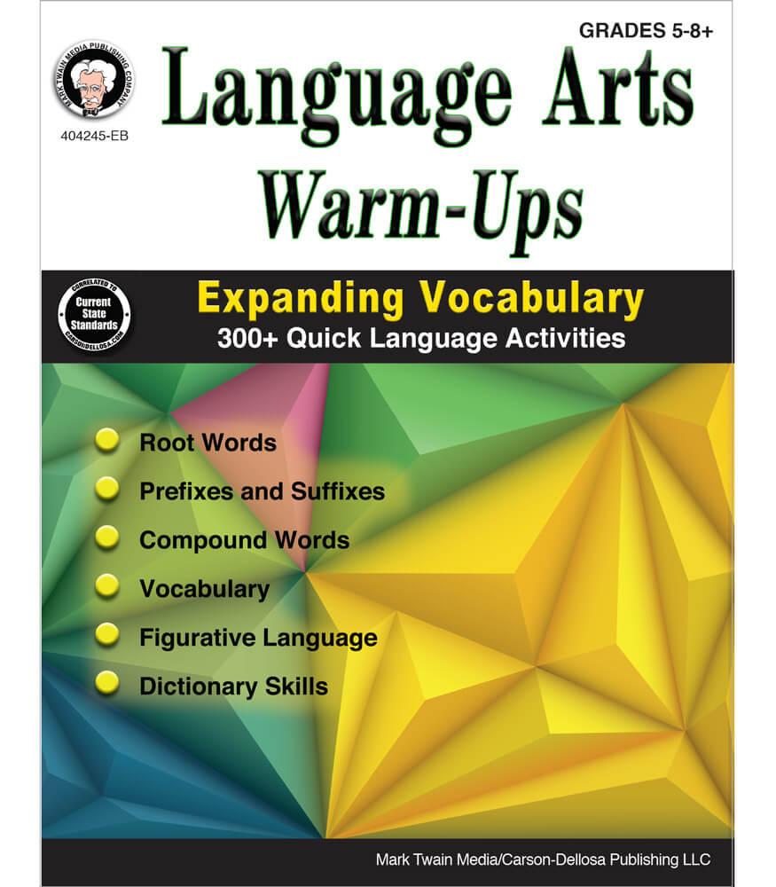 Language Arts Warm-Ups Resource Book