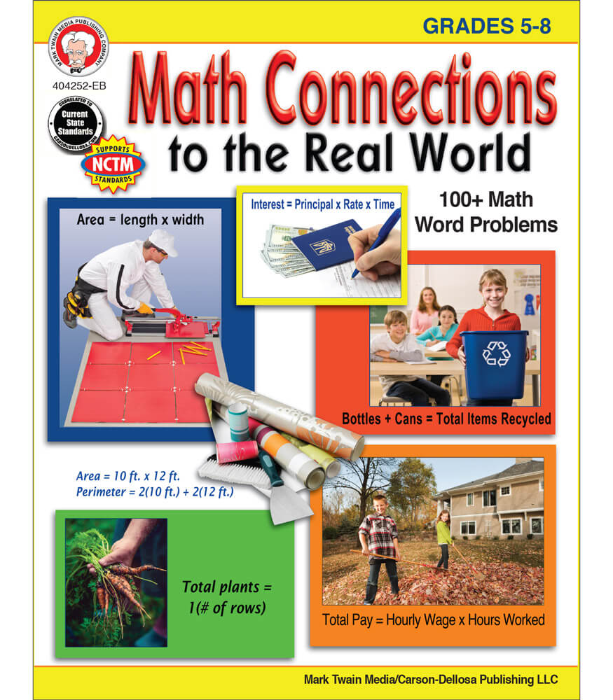 Math Connections to the Real World Resource Book