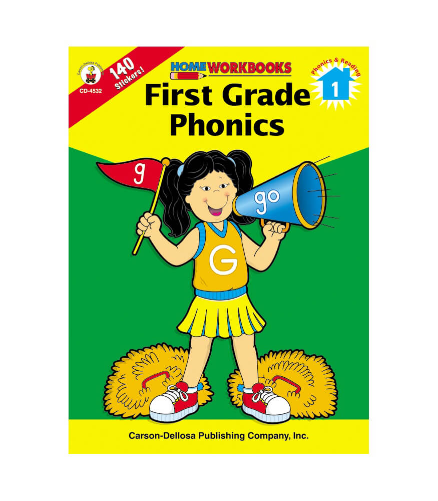 Phonics for first grade grade 1