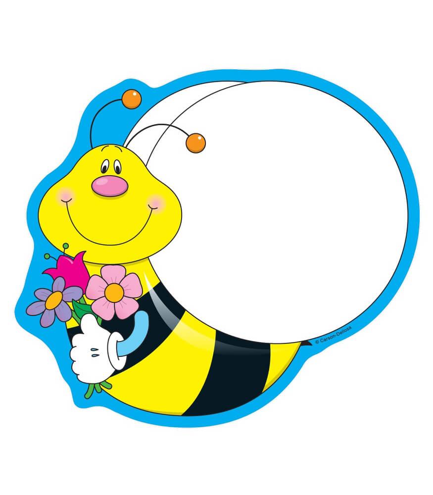 Bees Cut Outs Grade Pk 8 Carson Dellosa Publishing