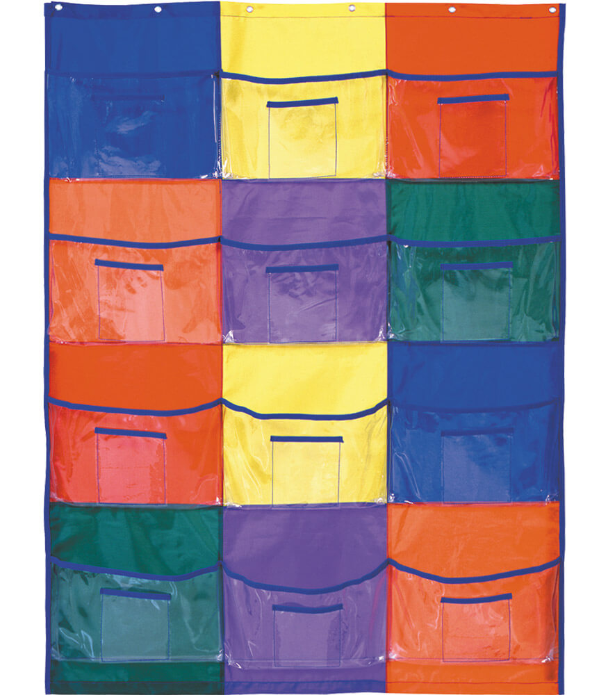 Library/Centers Pocket Chart Product Image