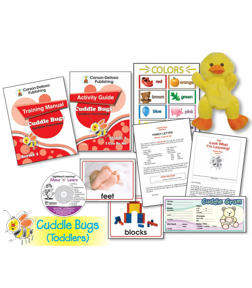 All around town for toddlers classroom kit carson dellosa publishing
