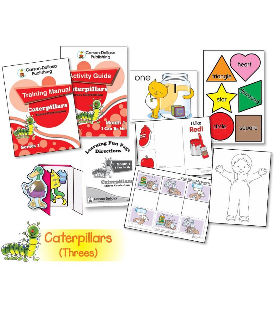 Take care of pets for threes classroom kit carson dellosa publishing