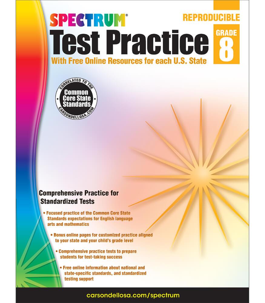 Spectrum Test Practice