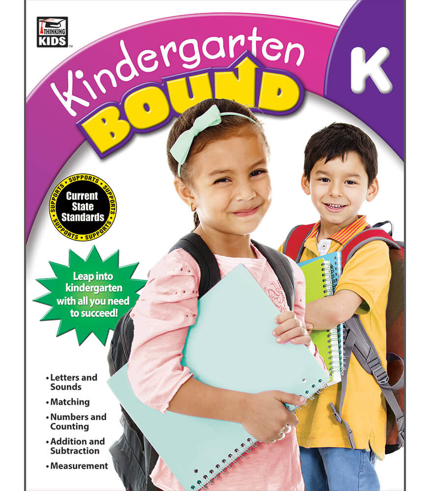 Kindergarten Bound Workbook