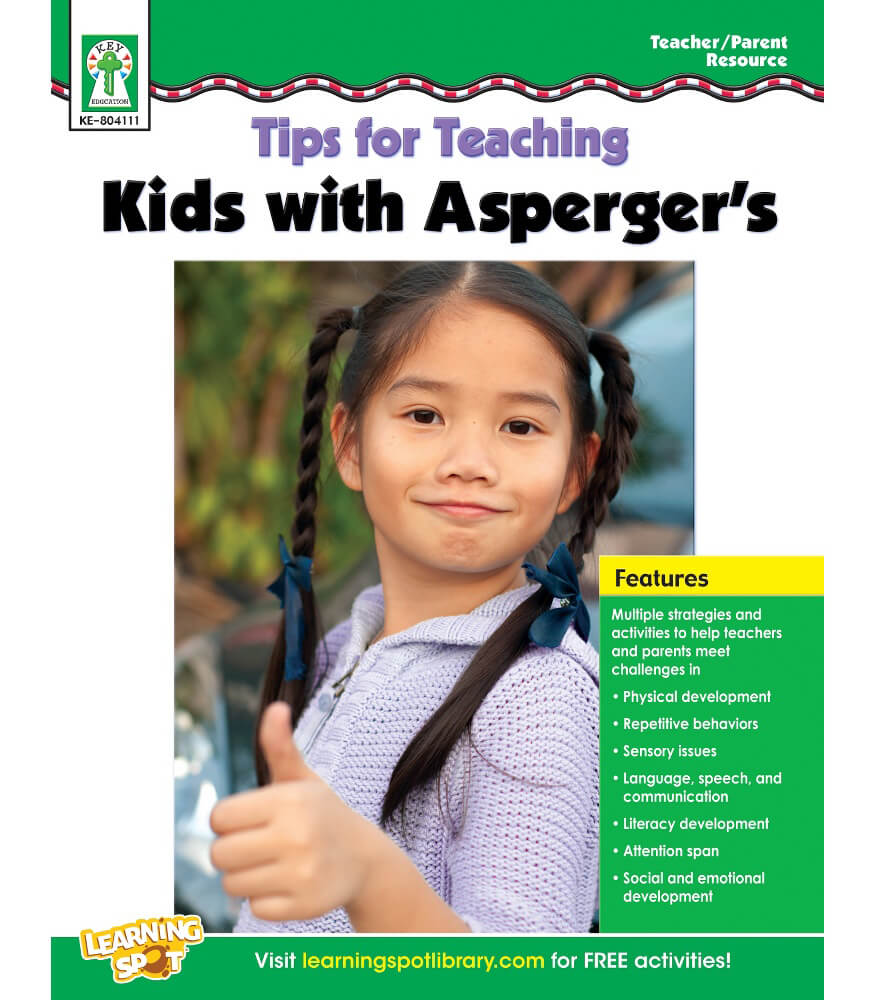 Tips for Teaching Kids with Asperger's Resource Book