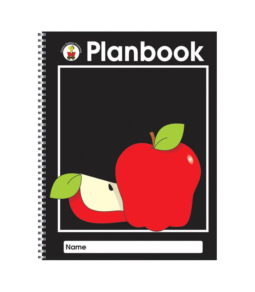 School Days Plan Book