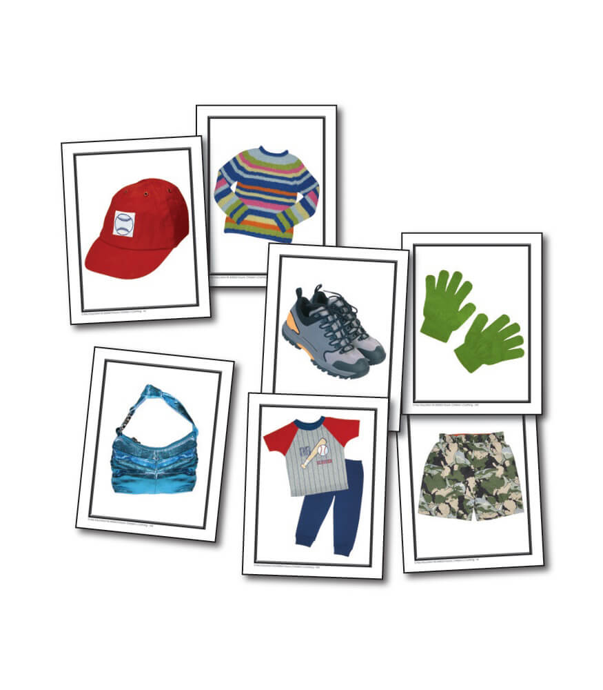 Worksheet Learning About Nouns nouns childrens clothing learning cards carson dellosa publishing cards