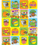 Fall Fun Motivational Stickers Product Image