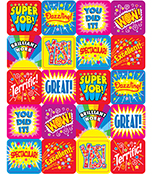Positive Words Motivational Stickers Product Image