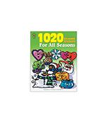 1020 Reward Stickers For All Seasons Sticker Book
