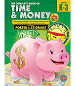 The Complete Book of Time and Money Workbook
