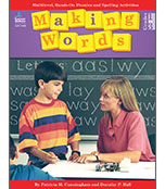 Making Words Resource Book