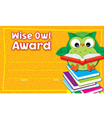 Wise Owl Recognition Awards