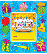 Happy Birthday Framed Awards Product Image