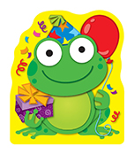 Birthday Bookmarks Product Image