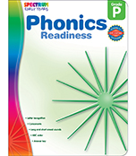 Phonics Readiness Workbook Product Image