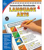 Interactive Notebooks: Language Arts Resource Book