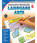 Interactive Notebooks: Language Arts Resource Book