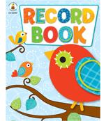 Boho Birds Record Book Product Image