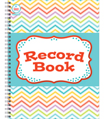 Chevron Record Book Product Image