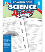 Common Core Science 4 Today Workbook