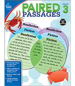 Paired Passages Workbook Product Image