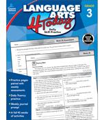 Language Arts 4 Today Workbook Product Image