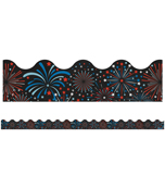 Fireworks Scalloped Borders Product Image