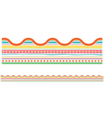 Star Fair Scalloped Borders Product Image