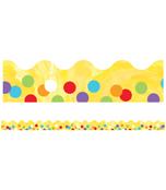 Confetti Scalloped Borders Product Image