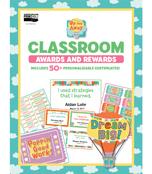Up and Away Printable Classroom Awards & Rewards Product Image