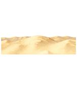 Sand Straight Borders