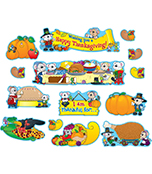 Thanksgiving Bulletin Board Set