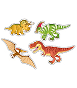 Dinosaurs Bulletin Board Set