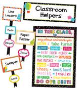 School Pop Classroom Management Bulletin Board Set Product Image