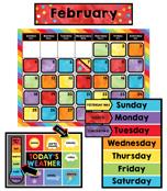 Celebrate Learning Calendar Bulletin Board Set Product Image
