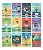 STEAM Careers Bulletin Board Set Product Image