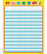 School Pop Incentive Chart Product Image