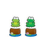 Frogs & Logs Cut-Outs Product Image