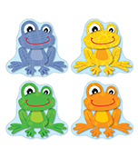 FUNky Frogs Cut-Outs Product Image
