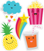 School Pop Pop Delight Cut-Outs Product Image