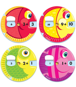 EZ-Spin: Addition Facts Manipulative Product Image