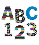 Colorful Chalkboard EZ Letters Product Image