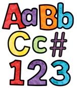 Watercolor Combo Pack EZ Letters Product Image
