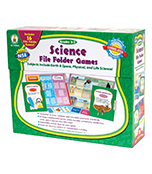 Science File Folder Games File Folder Game Product Image