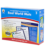 Real World Mats Classroom Support Materials