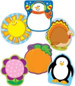 Seasonal Notepad Assortment Product Image