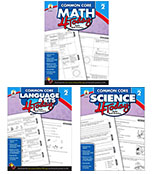 Common Core 4 Today Grade 2 Workbook Bundle Product Image