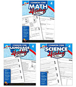 Common Core 4 Today Grade 4 Workbook Bundle Product Image